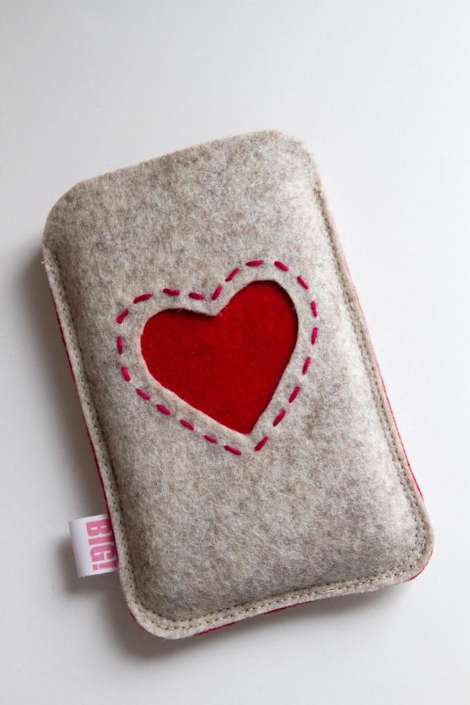 Flat case untuk sepasang kekasih