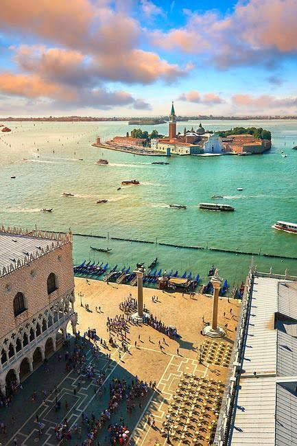 san-georgio-island-in-venice-Italy