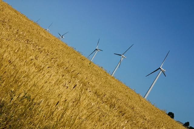 Bornholm - Projekt farmy wiatrowej