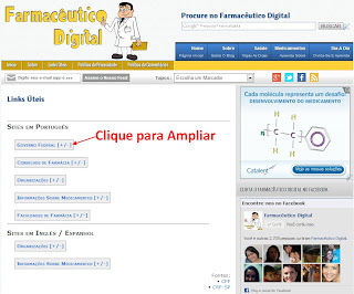 Links Uteis Farmaceutico Digital