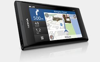 Daftar Harga dan Spesifikasi HP Nokia N9 Terbaru 2012