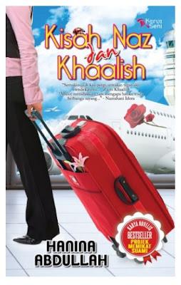"Akhir nyerkhatam juga aku baca novel ""Kisah Naz dan Khaalish"" yang"