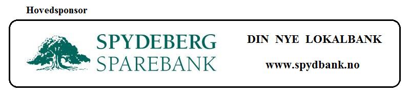 Sponsor Spydeberg sparebank