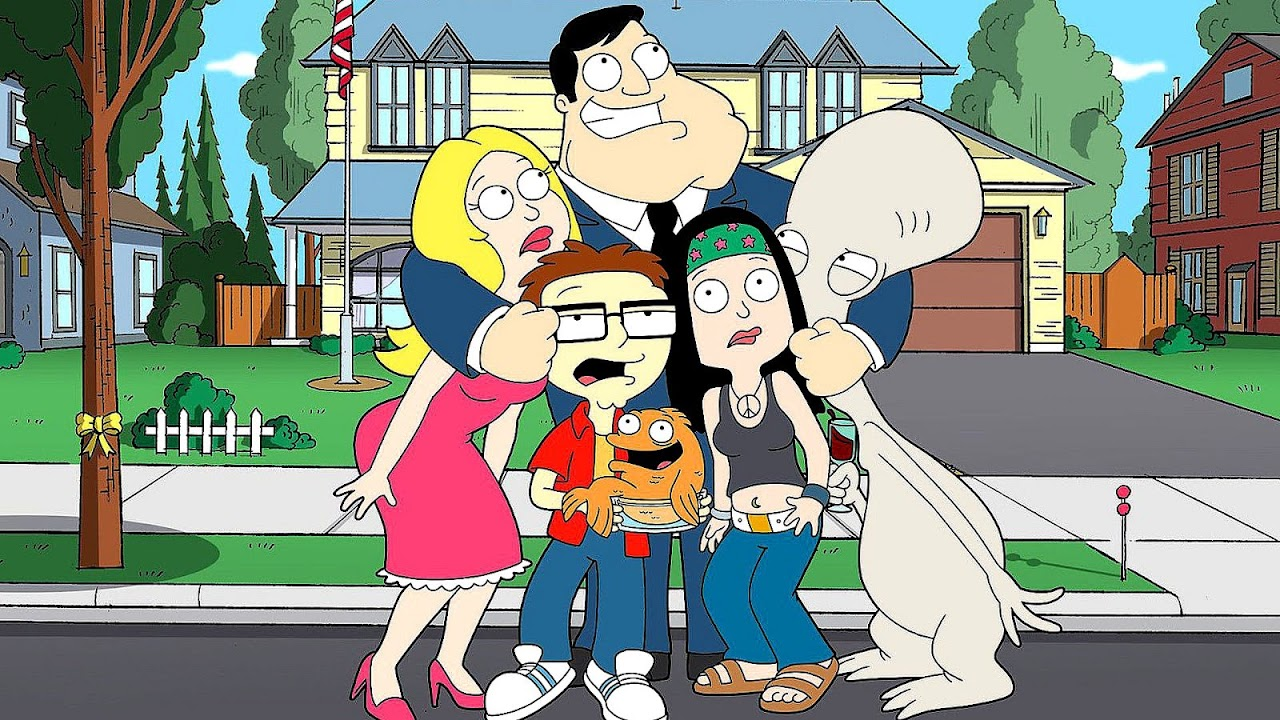 American Dad Season 8 Episode 1