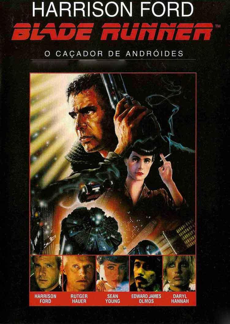 Blade Runner: O Caçador de Andróides Torrent - Blu-ray Rip 720p Dublado (1982)