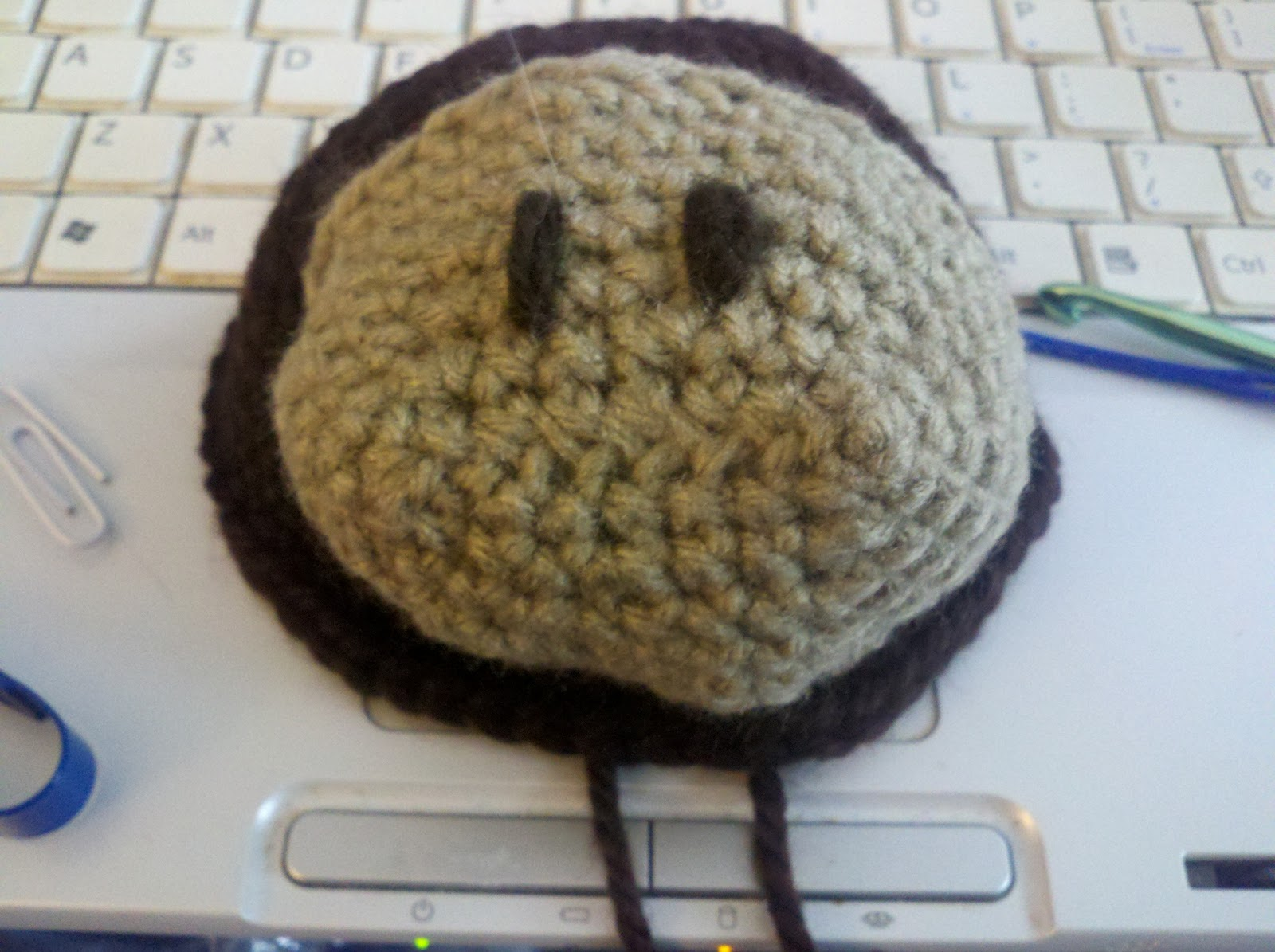 Reluctant Domestic Diva Crochet Walrus Free Pattern