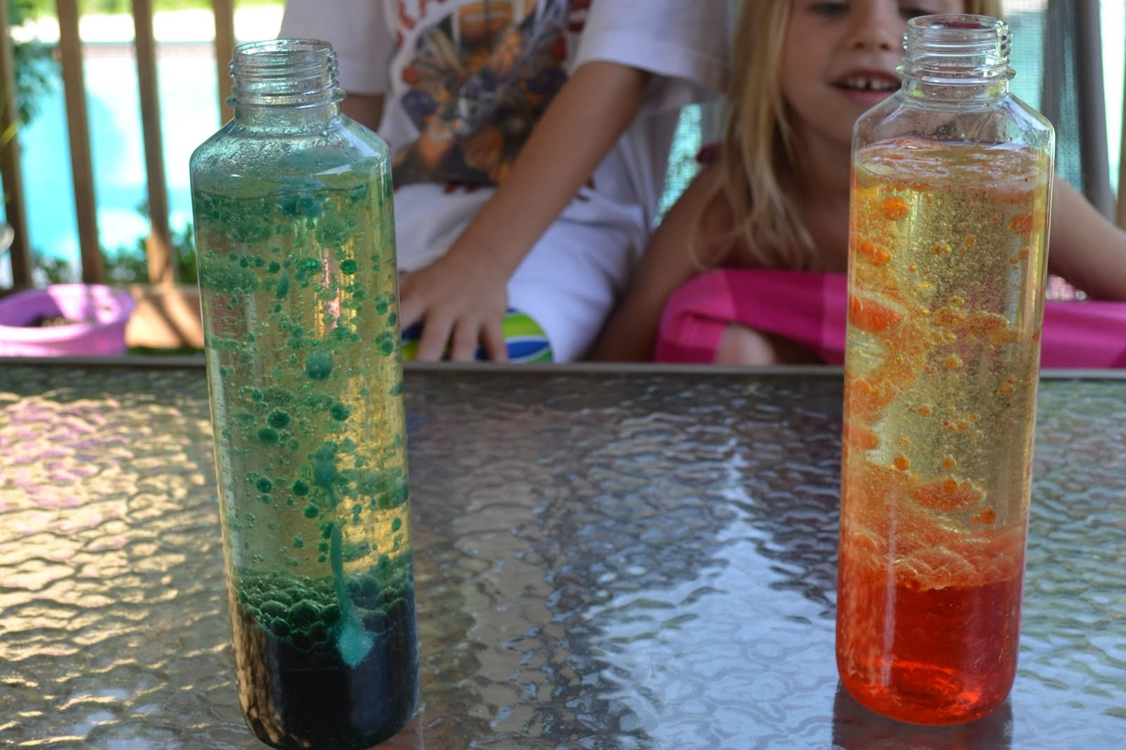 Come together kids make your own lava lamp for Design your own home for kids