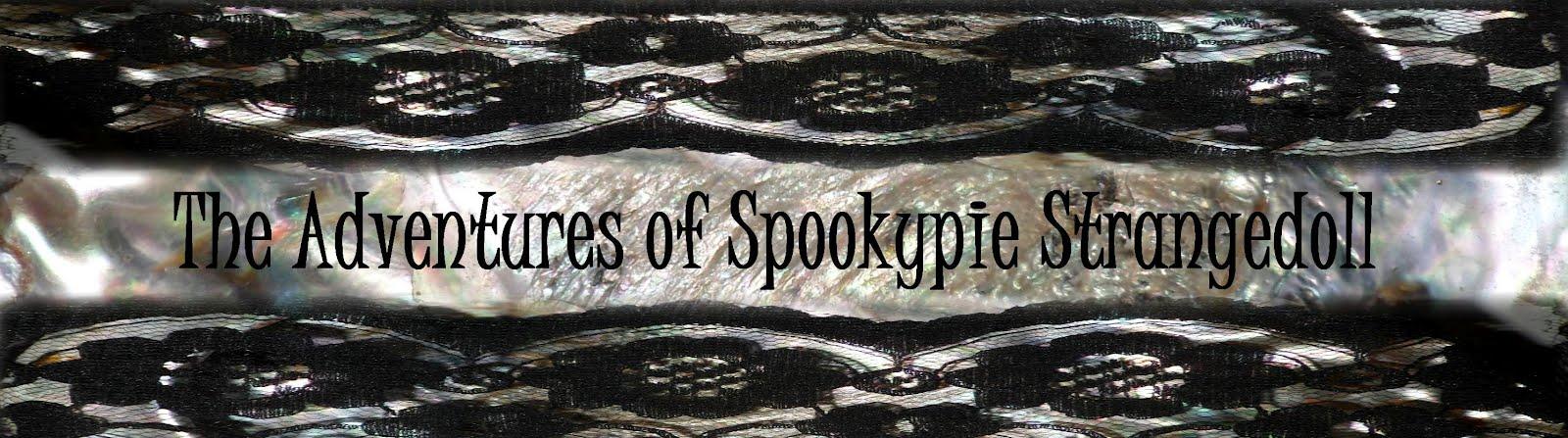 The Adventures of Spookypie Strangedoll