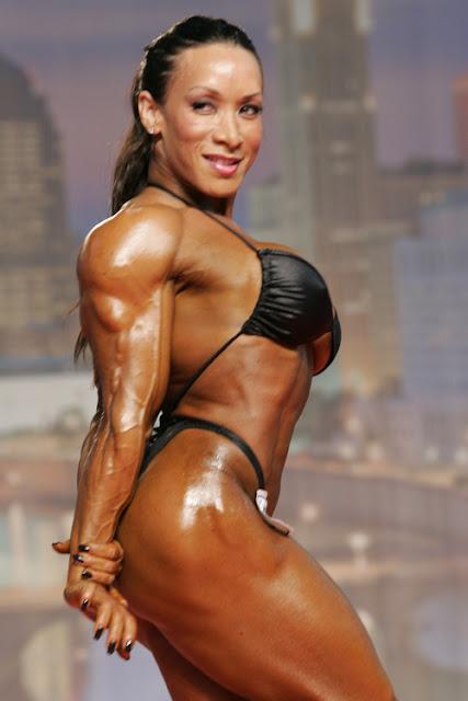 Denise Masino - Women Bodybuilding Models