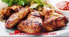 resep praktis (mudah) membuat / memasak masakan ayam cincane spesial khas samarinda kaltim enak, lezat