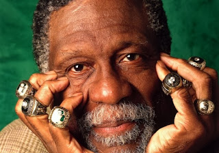 Bill russell arrested