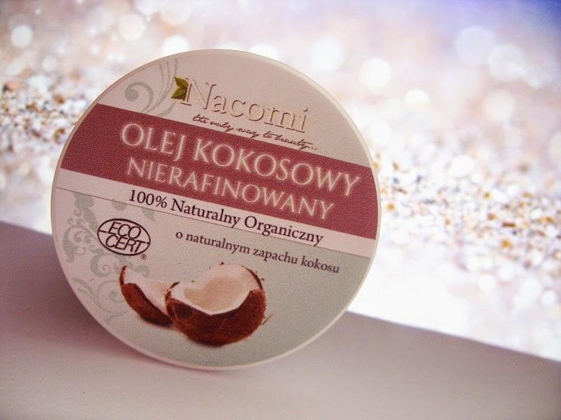 Recenzja: Olej kokosowy nierafinowany, Nacomi