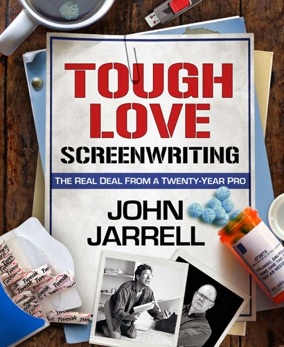 http://www.amazon.com/Tough-Love-Screenwriting-Real-Twenty-Year/dp/0692325646/