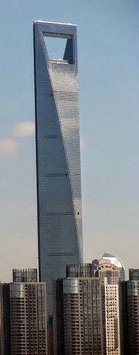 n.º 6 Arranha Céus Mais Alto do Mundo