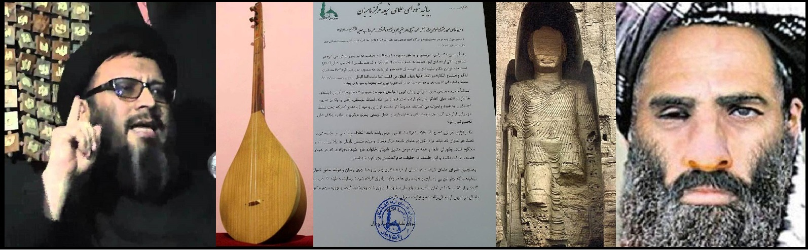 از بتشکنی ملاعمر تا فتوای پیشمرگههای منافع ایران