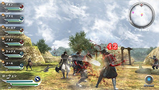Valhalla Knights 3 Battle System