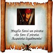 Meglio farsi un pirata che fare il pirata! Acquista legalmente!