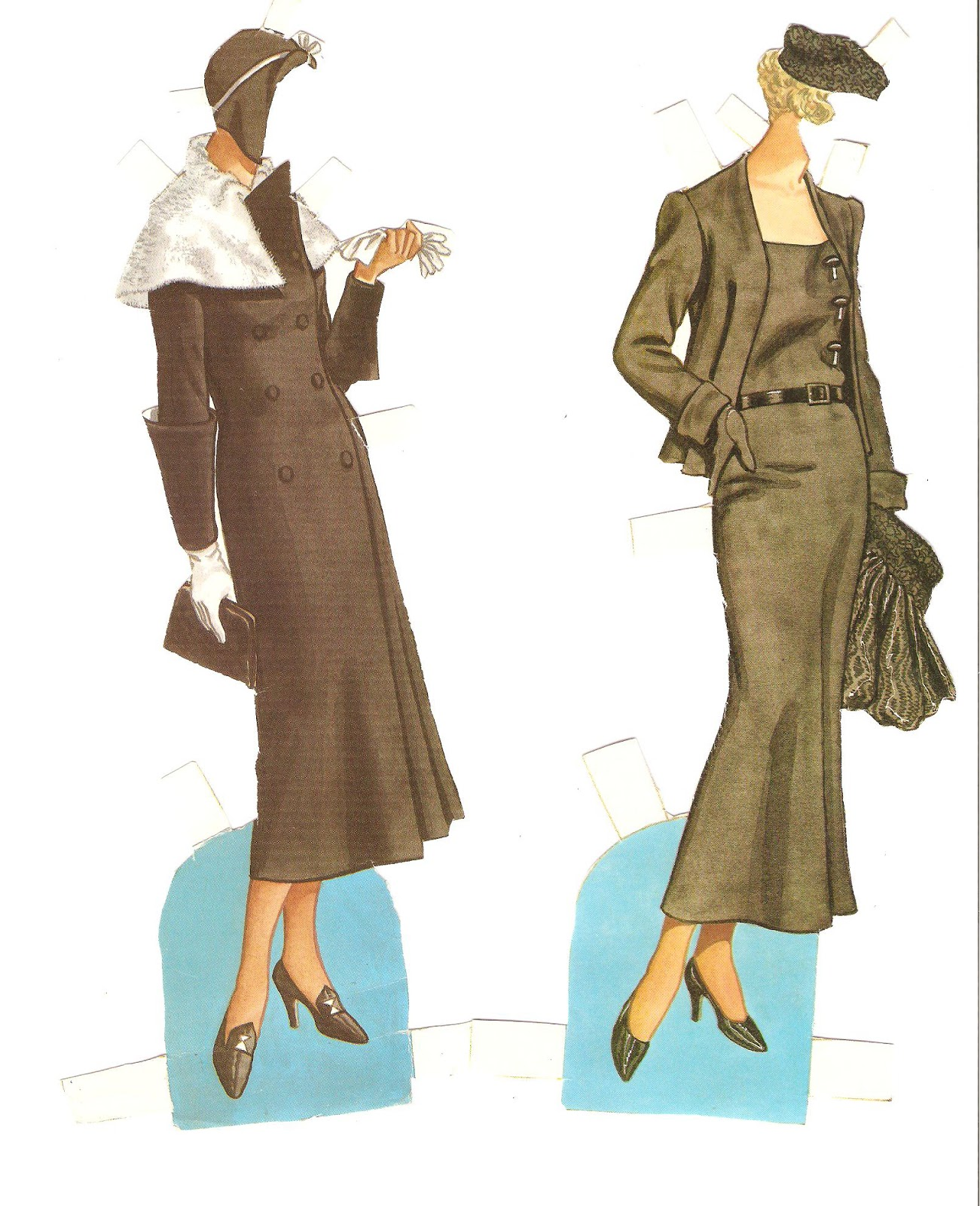1930s fashion essay