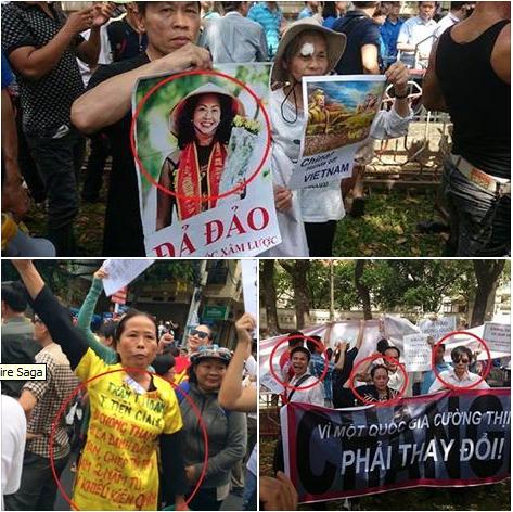 Cách nhận diện bọn phản động giả yêu nước để biểu tình phi pháp