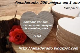 Selo Amadeirado 500