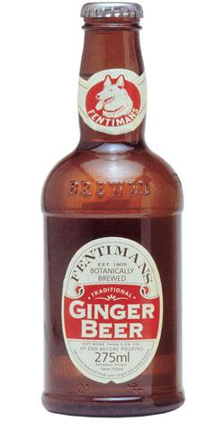 göra egen ginger beer