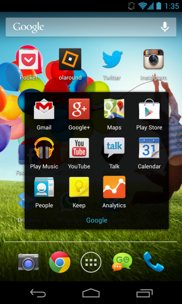 GApps for Android