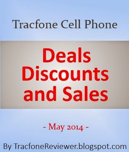 Tracfone Cell Phone on Sale and Discounts
