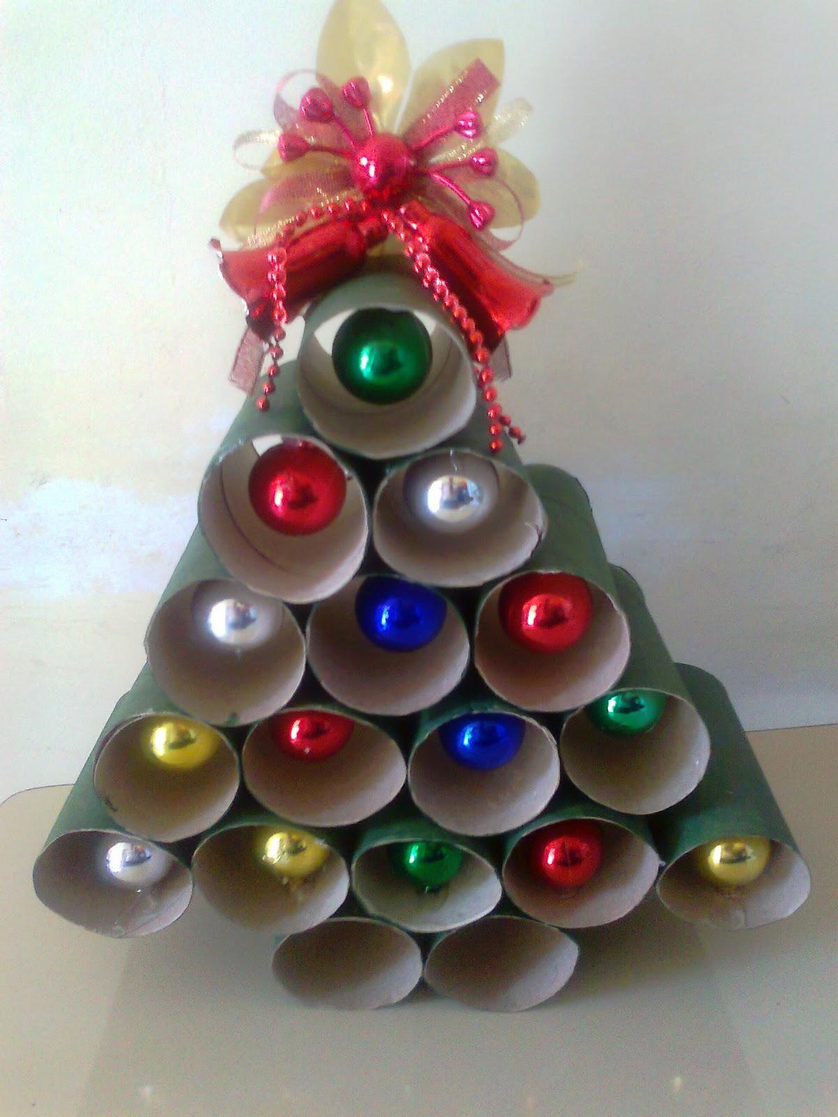 Decoracion De Baño Manualidades:Manualidades De Papel Para Navidad