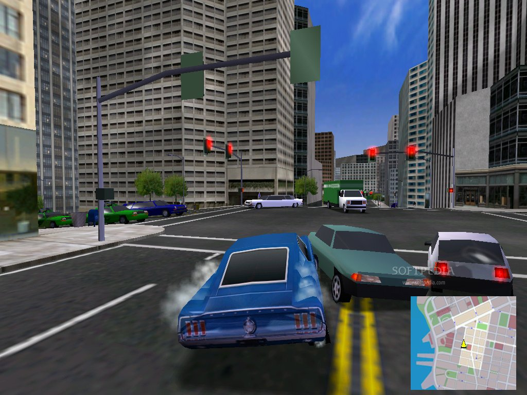 Download Midtown Madness 3 Full Version