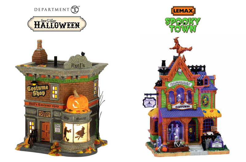 bureau 56 halloween village collections halloween wikii department 56 vs lemax halloween. Black Bedroom Furniture Sets. Home Design Ideas