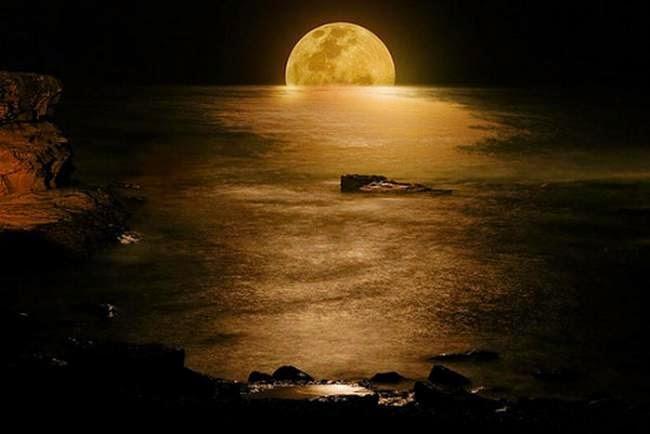 Lua ardente