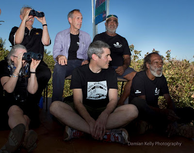 hands off country bob brown joins sea shepherd s gas hub protest