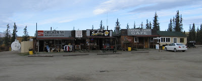 All of downtown Chicken, Alaska - What more can I say?