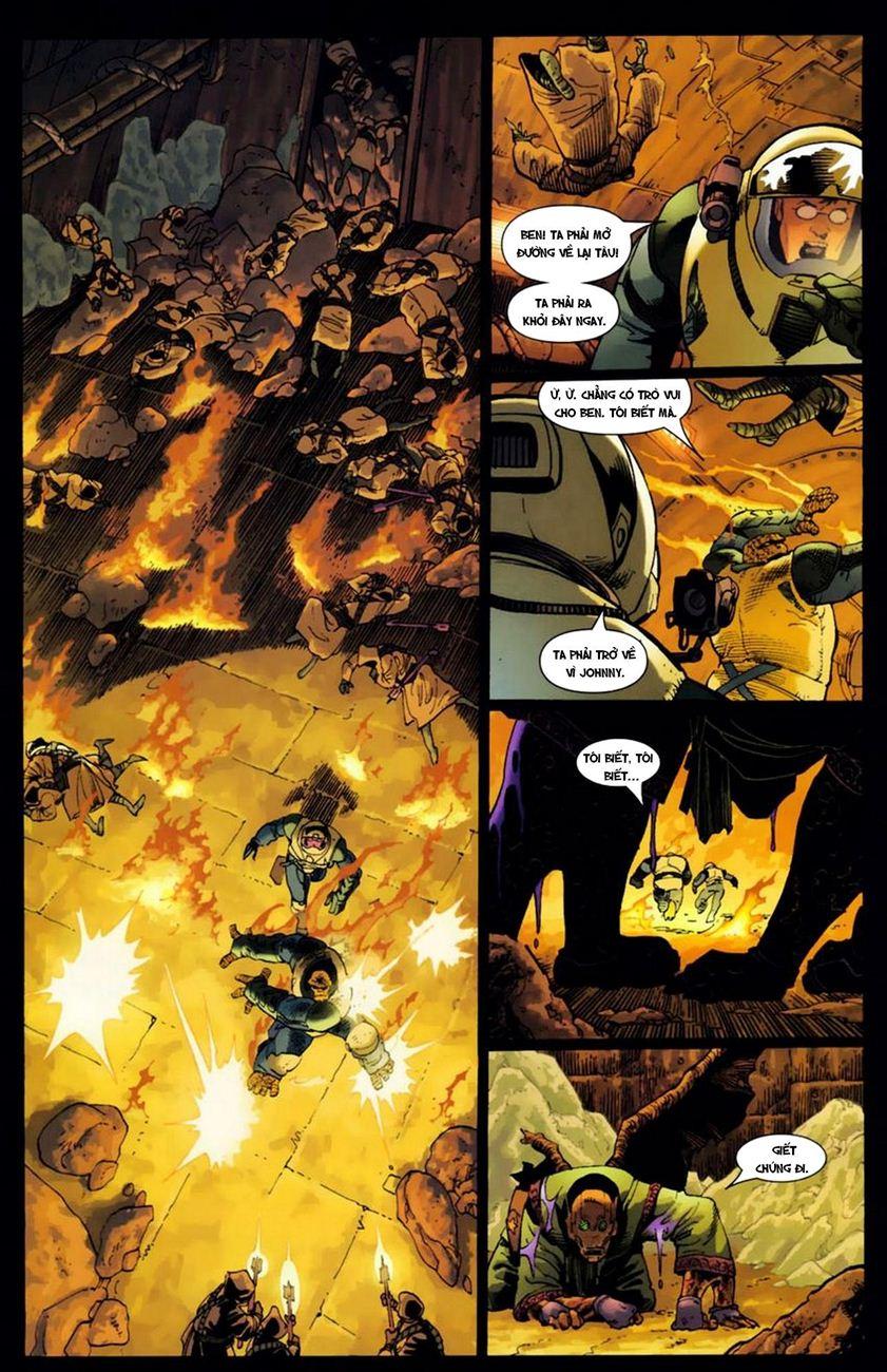 Ultimate Fantastic Four chap 17 - Trang 12