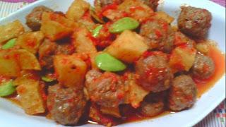 Resep Sambal Goreng Ati Masakan Tradisional