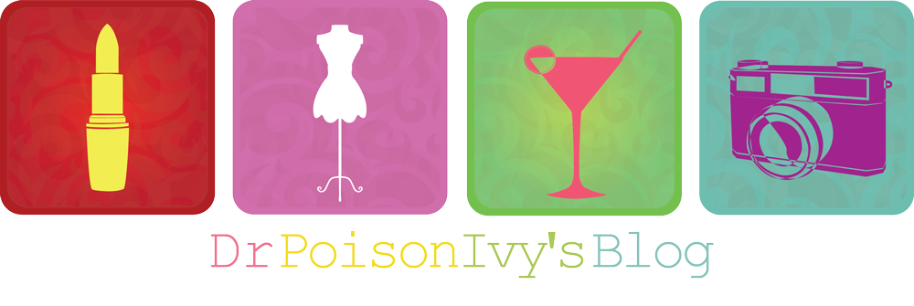 Dr.Poison Ivy's Beauty Blog