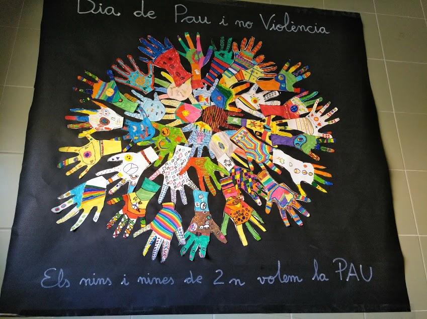 Dia de la Pau i de la NO violència!!!
