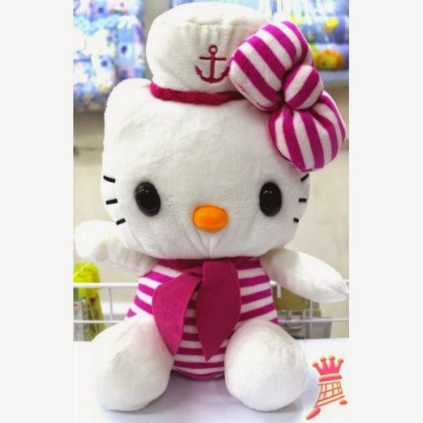 Gratis gambar boneka hello kitty lucu