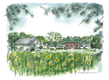 The Huntingfield Creek Inn - Sunflowers