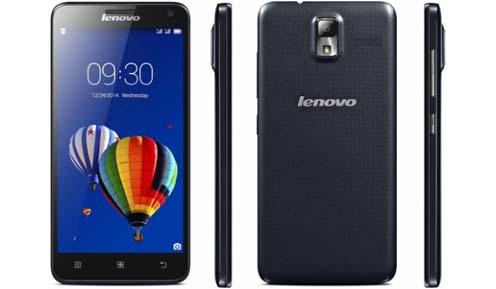 Spesifikasi dan Harga Lenovo S580, Smartphone Android Jelly Bean Kamera 8 MP