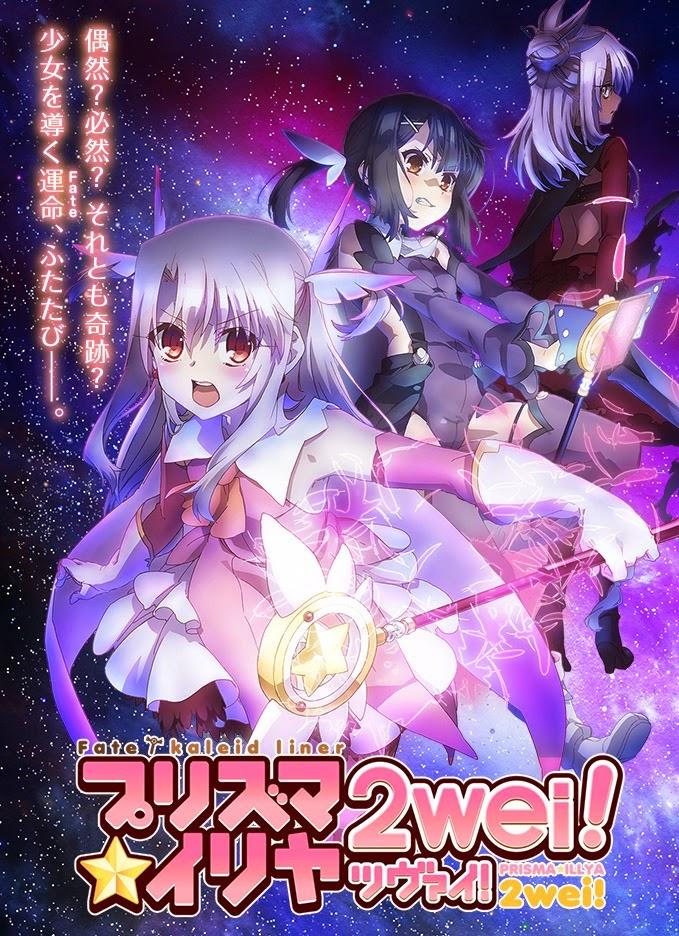 Fate Kaleid Liner PRISMA ILYA 2wei! Special 02 PL Full HD