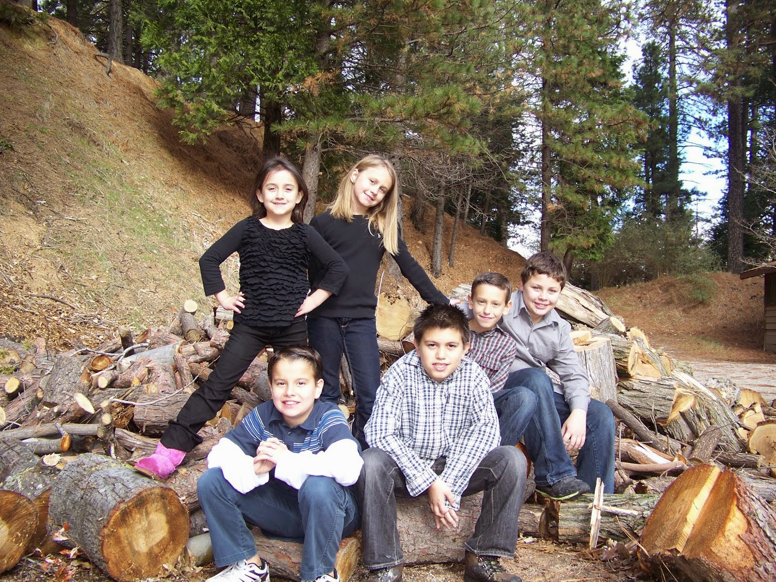 Our mountain kids