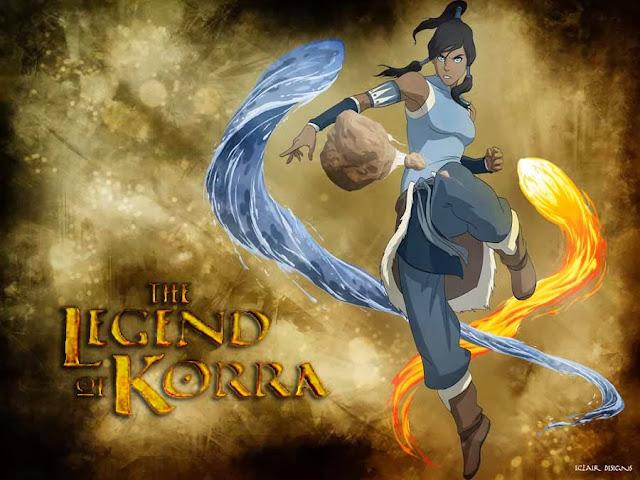 Avatar - La leyenda de Korra: Libro 5 - Espíritus