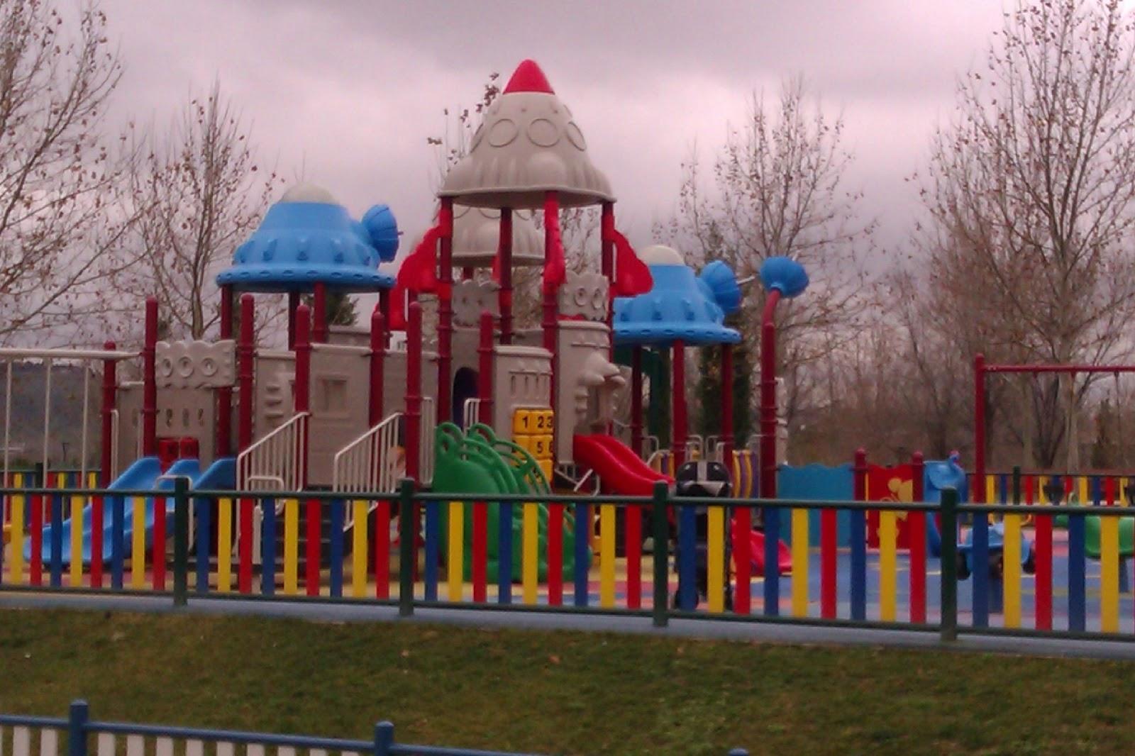 Qu hacer con nenes la mujer gigante en el parque europa - Viviendas en torrejon de ardoz ...