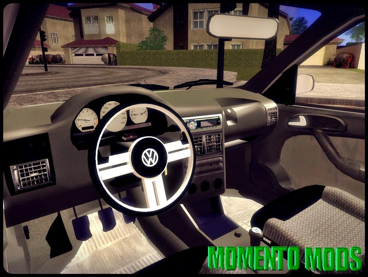 GTA SA - Gol G2 GTI Brasil