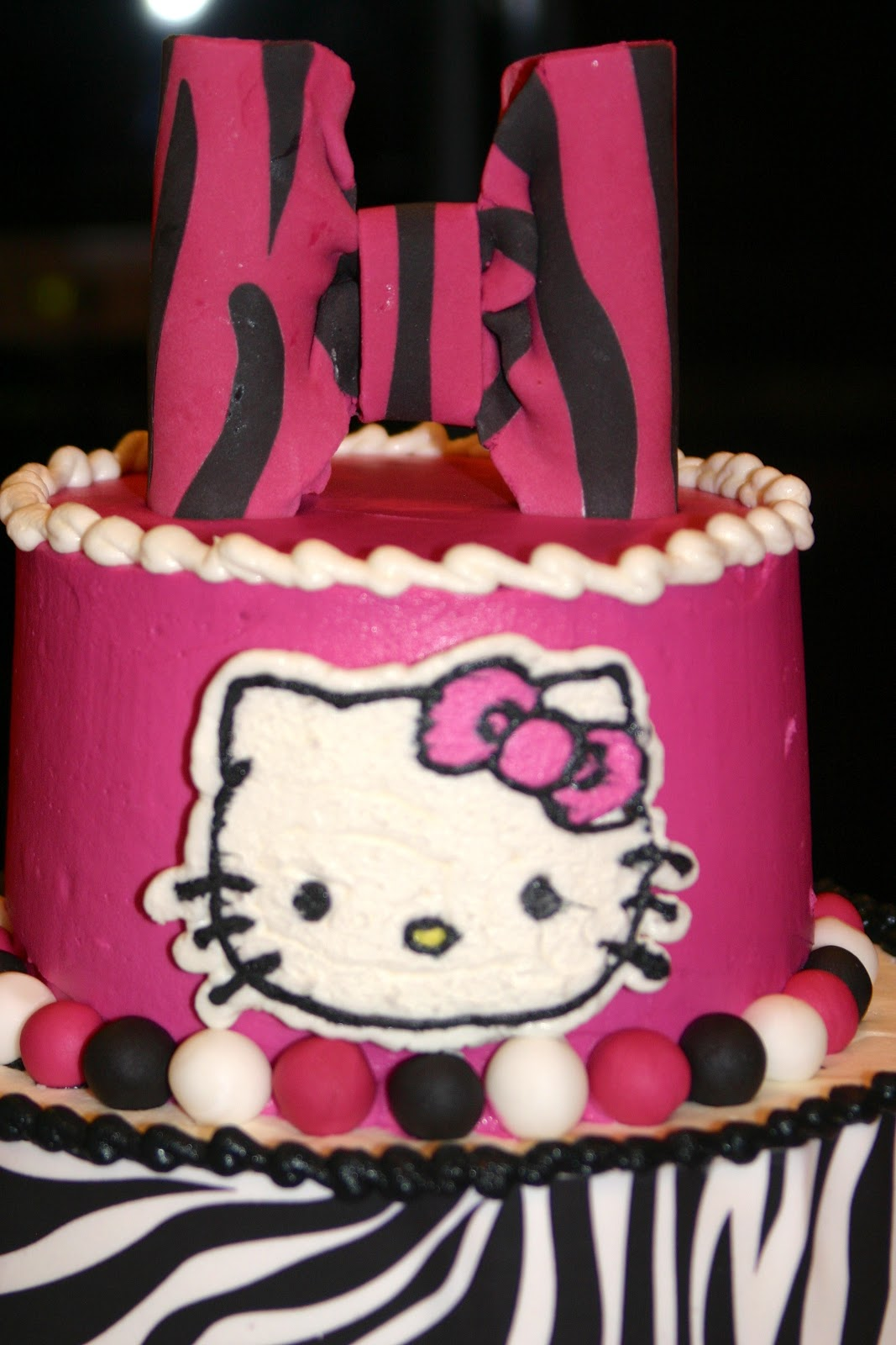 con fec tions hello kitty baby shower