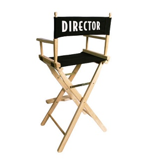 Alfa Img Showing Big Hollywood Director Chairs