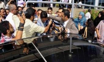 ابو النجا من معبر رفح : عساف بطل فلسطيني بإمتياز