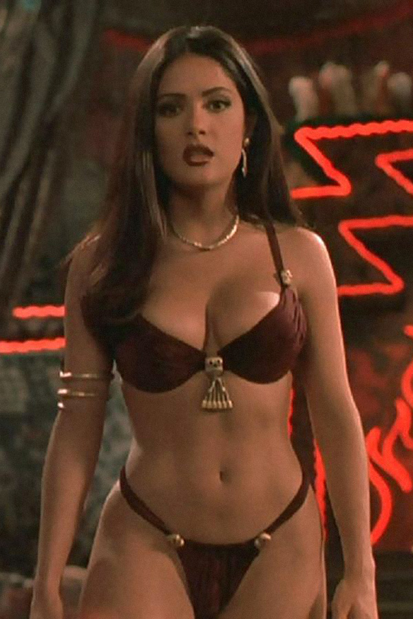 Salma Hayek Hollywood Superstar Photos 2012