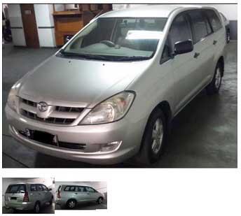 Mobil Bekas Jakarta : Toyota Innova